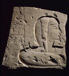 Khaemouaset en costume du grand prêtre de Ptah.