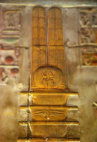 Djed pillar Abydos, where it all begins !