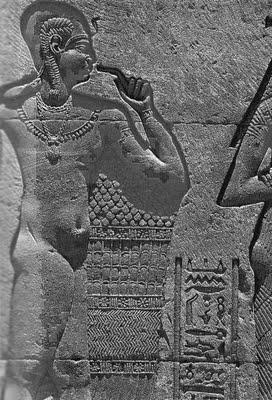 Egyptian Gods Ihy