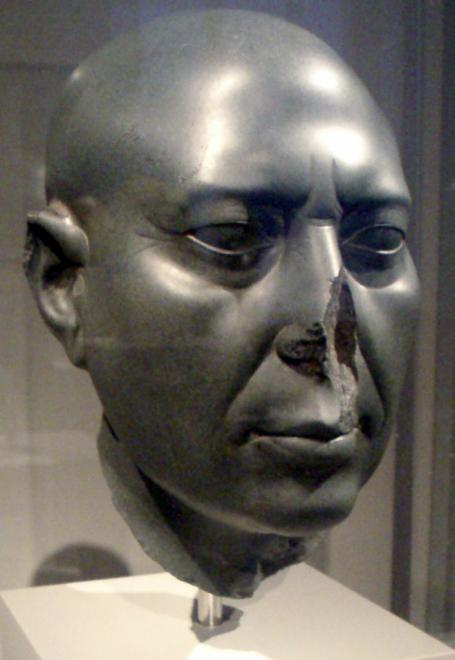 Green Head - Museum Berlin