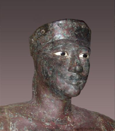 Pépy I conservée au Musée du Caire.