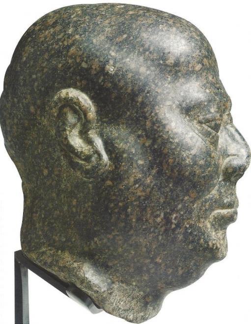 Vieillard - époque ptolémaîque