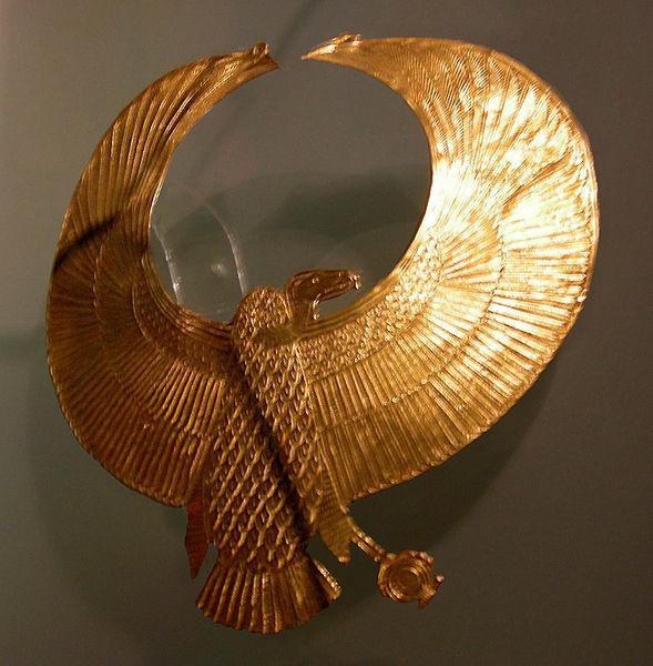 589px the kv55 pharaoh s vulture by ulises muniz