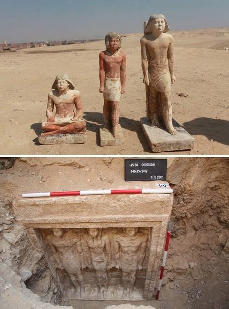 Atv5tombe statuettes 1