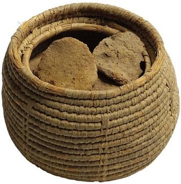 Basket biscuits