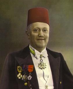Drioton portrait