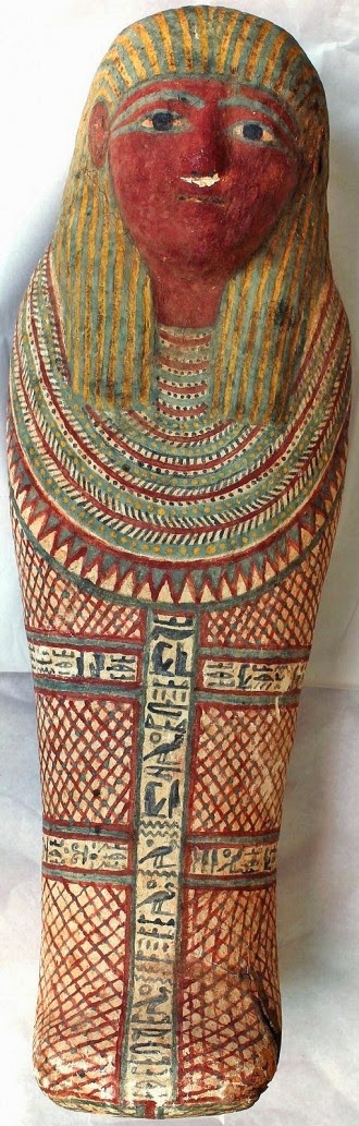 Egypt mummy ct 3