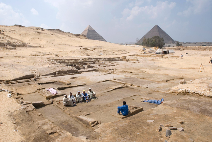 Giza discoveries 9