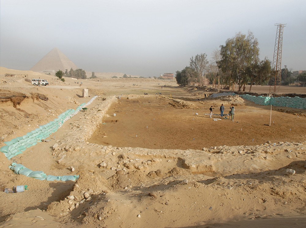 Giza pyramids 3