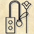 Hieroglyphe du groupe y symbolisant le scribe