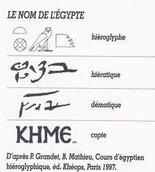 Kemet et ses trois langues copie