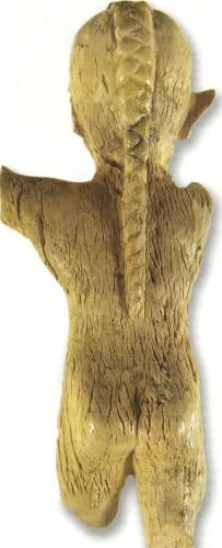 L enfant a la tresse ivoire 3 cm nagada ii 3 500 3 200