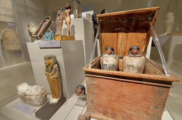 Le musee egyptien renait apres des travaux pharaoniques 0httpwww ouest france frsitesdefaultfilesstylesimage 640public20150331le musee egyptien renait apres des travaux pharaonique