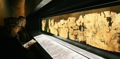 Le papyrus de turin sipa