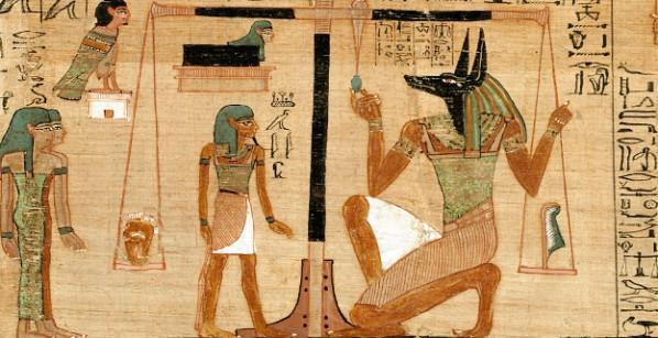 Livre des morts d ani egypt c 1275 bc