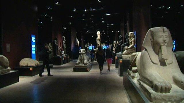 Nouveau musee de turin