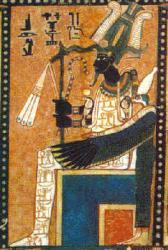 Osiris et la couleur noire