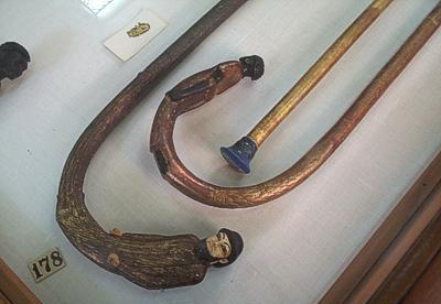 The walking stick of tutankhamun23