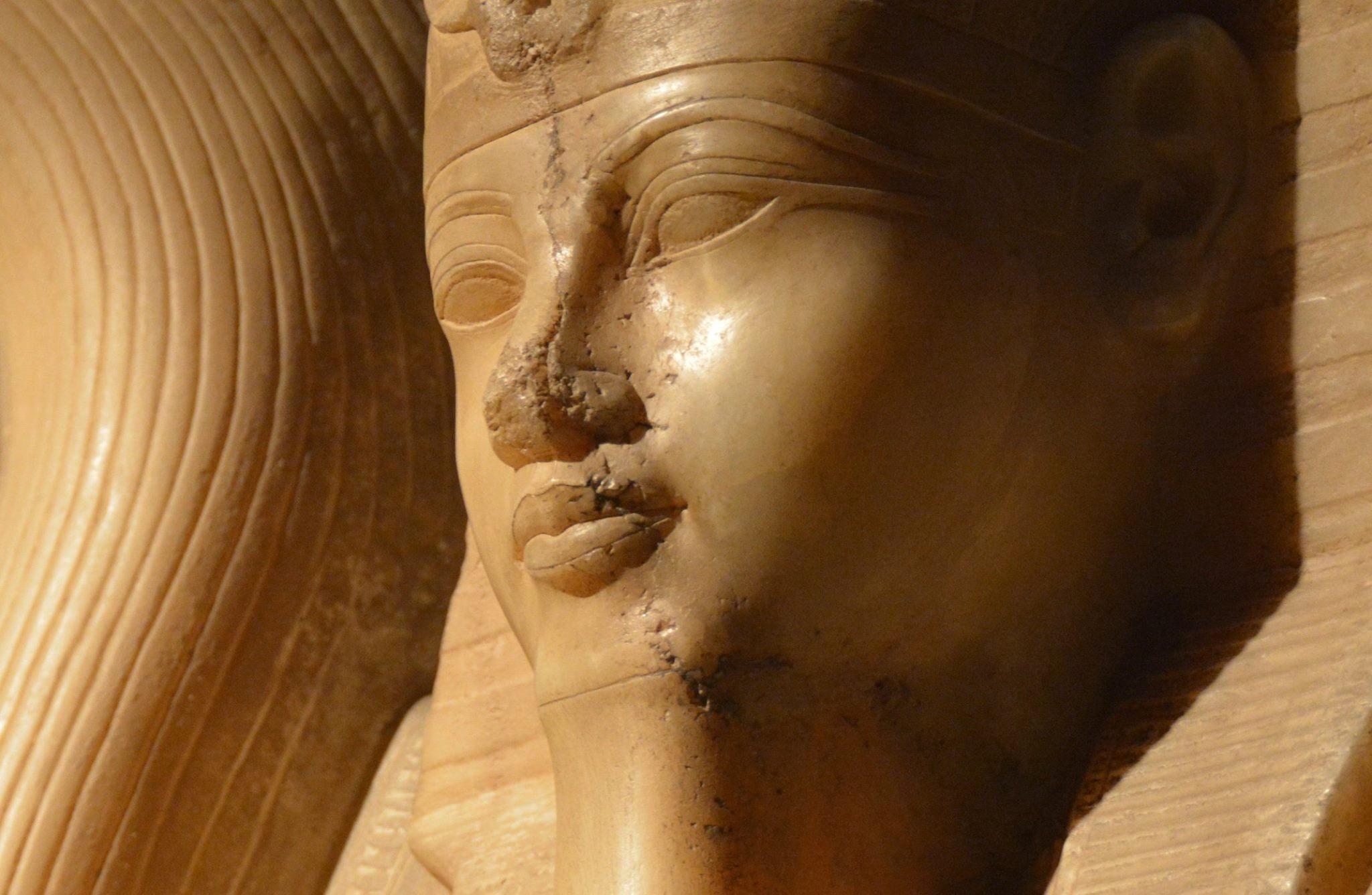 Provenance temple de Sobek - Dahamcha Louqsor Museum