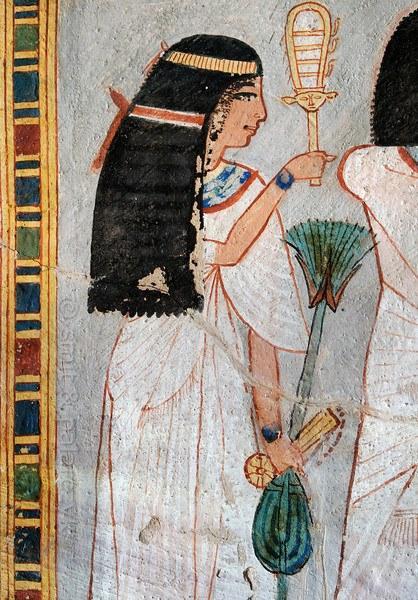 18e dynastie. Reign of Horemheb _ © Dario Nannini