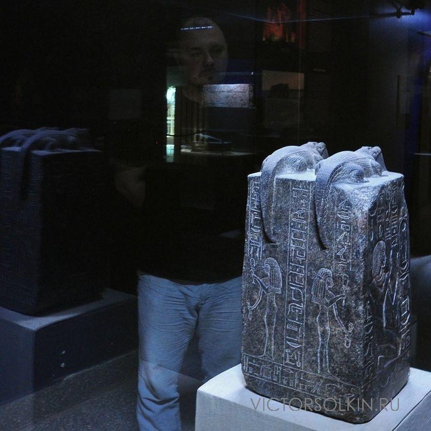 Dieu du crocodile Sebek_Amenhotep III_ photo de Victor Solkin