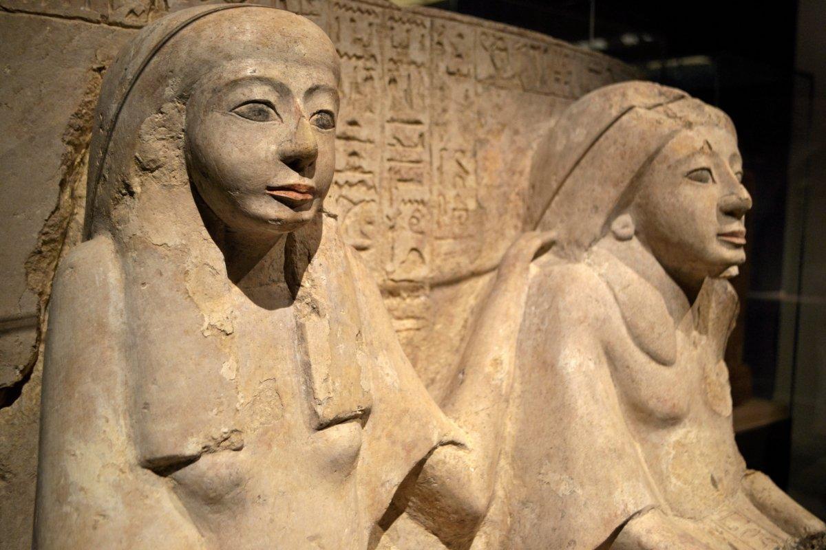Le savoir passe par la connaissance du secret des hyéroglyphes...