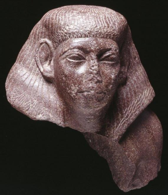Official photo of the same sculpture from the British Museum website