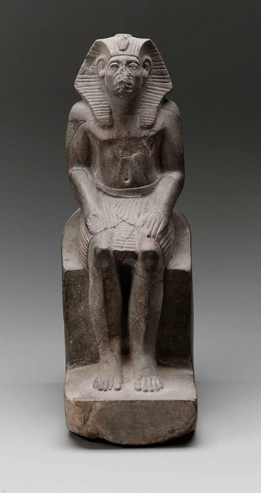 statuette of Senwosret III