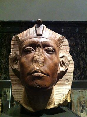 Senusret III - Nelson Atkins Museum - © Anneke Bart