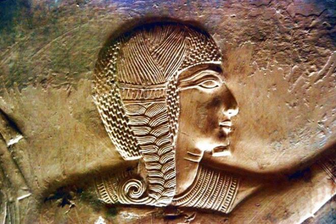 Temple of Sety I ,Abydos, Dynasty 19 Limestone