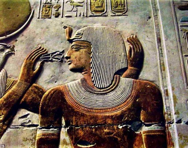 Temple de Seti - Abydos