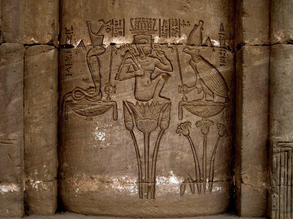 Mammisi im Tempelkomplex von Dendera