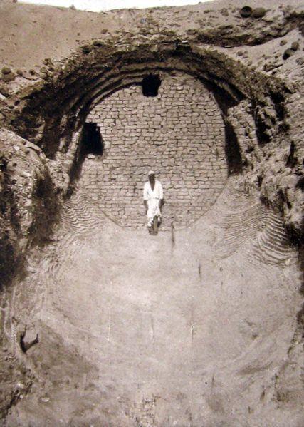 1894, Pyramide de Sésostris III.