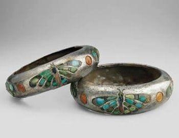 2 bracelets of Queen Hetep-Heres