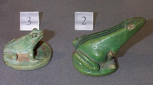 Grenouille en egypte ancienne.