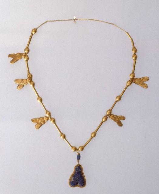 La mouche dans l'Egypte ancienne.