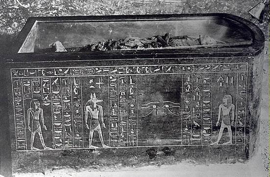 Hypogée d'Amenhotep III.