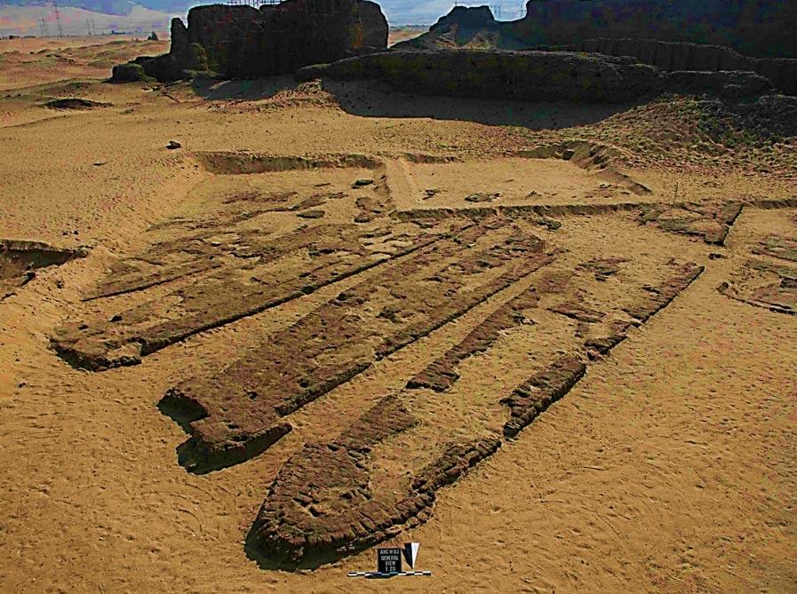 Abydos boats