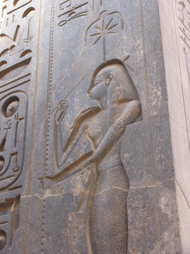 Sechat _ Une divinité liée à l'écriture !