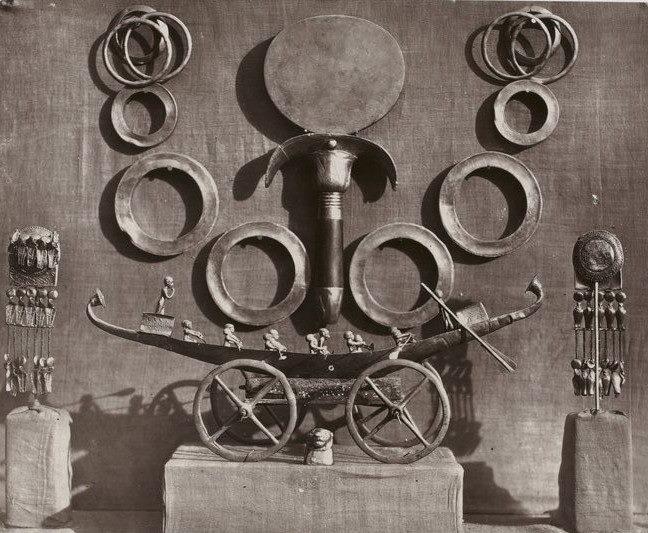 Au musée de Boulaq