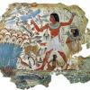 Nébamoun chassant les oiseaux dans les marais environ 1 450 ans avant notre ère.