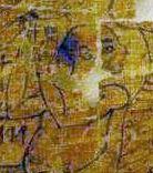 Turin - Papyrus érotique.