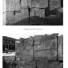 L'arche en granit de Thoutmosis III et l'avant-porte du VIe pylône.