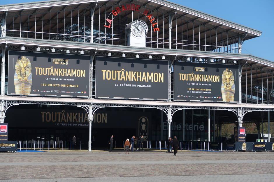 Voici maintenant l'exposition de 2019 à Paris.