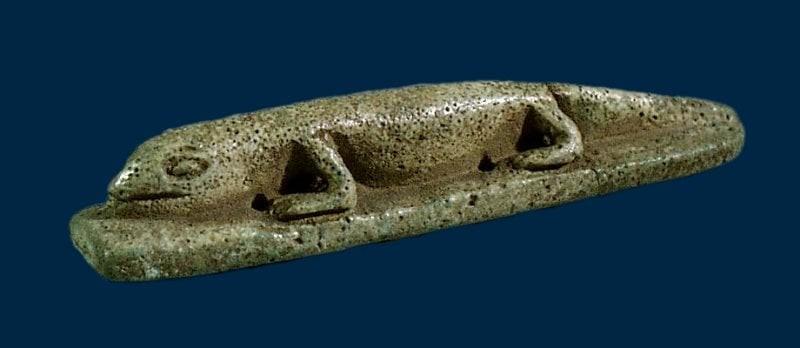 Faience _ 26th dynasty 30th dynasty