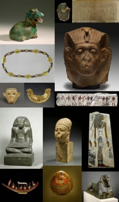 'Senusret III, a Legendary Pharaoh' at the Palais des Beaux-arts