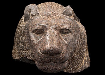 Gargouille avec une tête de lion : Berlin.