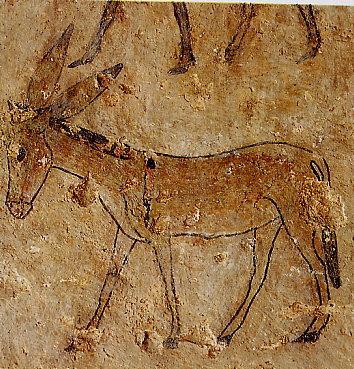 Hypogée de Khnumhotep II.