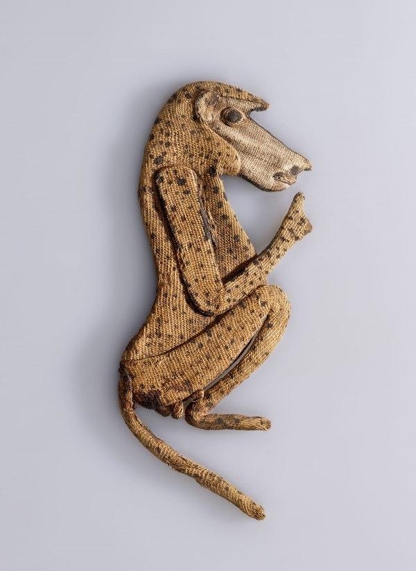 Image d'un babouin. L'ère des Ptolémées, 305-30. BC