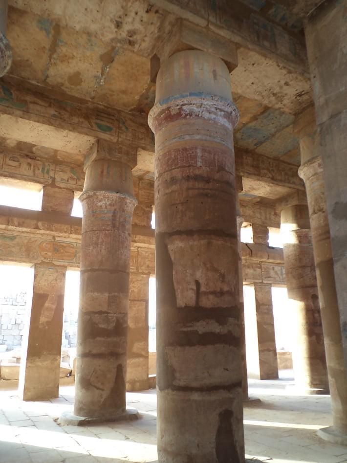 Karnak l akhmenou une construction tardive de thoutmosis iii